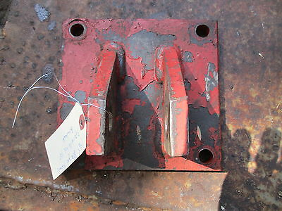 1965 806 Farmall Farm Tractor 3 Point Hitch Top Bracket Free Shipping
