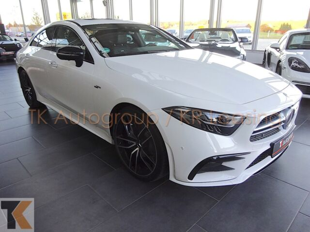 MERCEDES-BENZ CLS 53 AMG*Drivers Package/Keyless/ Burmester*