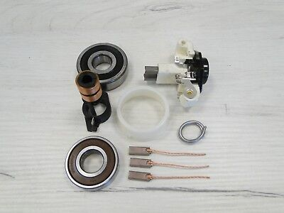 2ARK115 NEW REPAIR KIT with GENUINE BEARINGS 6303 6203 FOR BOSCH  ALTERNATOR
