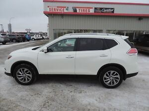 2014 Nissan Rogue SL Local,One Owner,Leather Heated Seats,Nav...