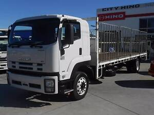 2009 Isuzu FTR900 Premium *** 12 Pallet Tray *** Old Guildford Fairfield Area Preview