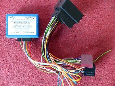 acv 42cx401 Interface Can Bus Adapter Mercedes Benz A-B-R-C-E-M-V-CLK-GLS-Klasse