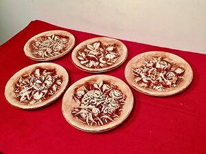 Vintage Set of decorative plates