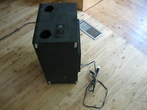 un bose acoustimass powered speaker system Québec City Québec image 1