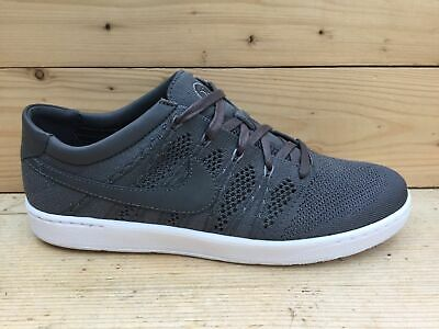 sale retailer 833f5 9ddcb Nike RF Federer Tennis Classic Ultra Flyknit Gray Grey 836360-001 Size 8.5
