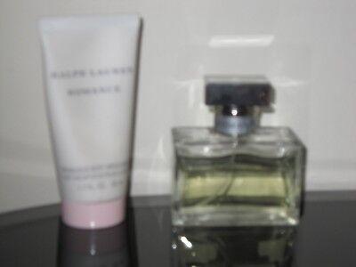 Ralph Lauren Body Perfume - Ralph Lauren Romance 1.7 oz Women's Perfume + Body Moisturizer 1.7 oz