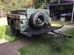 Trak Shak Off road camper Richmond Hawkesbury Area Preview