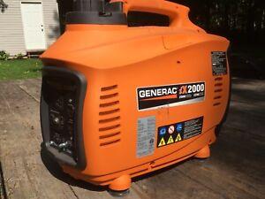 Generator Generac ix2000 inverter