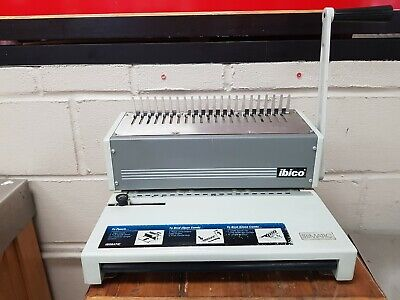 Ibico Binding Machine | Owner's Guide to Business and