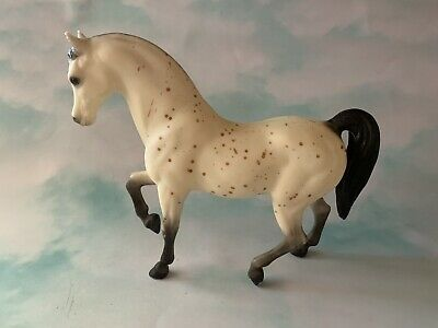 Vintage Breyer #872 Leopard Appaloosa Family Arabian Stallion Traditional Horse