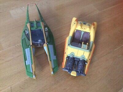 STAR WARS Zam Wesell And Anakin Skywalker speeder bundle
