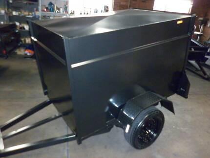 7x4x4 brand new luggage trailer