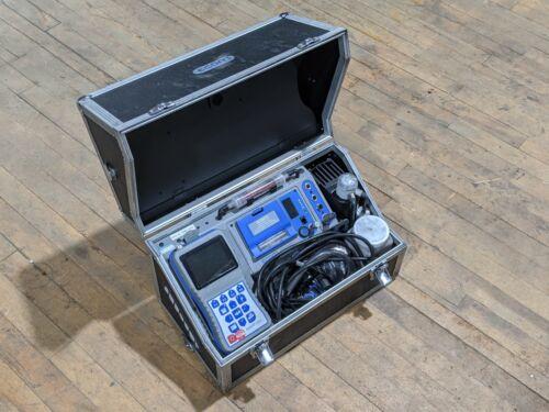 ECOM J2KN 10090-PX Combustion Flue Gas Portable Emissions Analyzer Industrial