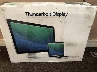 "Apple 27"" Thunderbolt Monitor A1407 2011"