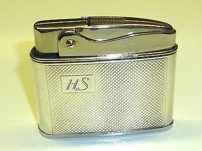 ROWENTA SNIP POCKET LIGHTER WITH 925 STERLING SILVER CASE - 1954-1964 - GERMANY