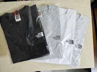 The North Face Mens Simple Dome Tshirt Short Sleeve Crew Neck-slightly imperfect