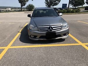 2009 Mercedes benz c300 4matic sport (as is)