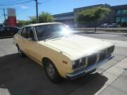 1978 Datsun 200B Coupe SSS Heidelberg Heights Banyule Area Preview