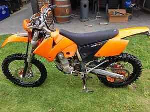 KTM 450 EXC 2005 Doreen Nillumbik Area Preview