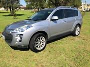2012 Mitsubishi Outlander SUV - TRY Peugeot 4007 7x SEATS LOW KMs Karrinyup Stirling Area Preview