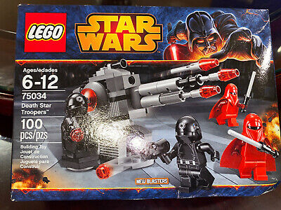 LEGO Star Wars Death Star Troopers (75034) New Unopened