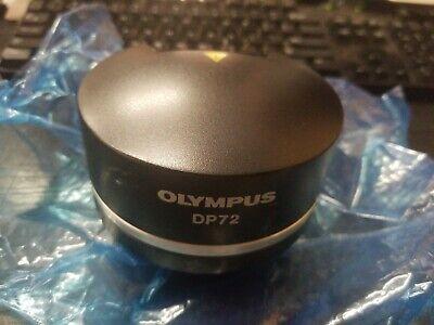 Olympus Dp72 Microscope Digital Camera