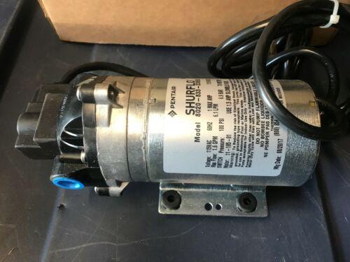 NEW PENTAIR SHURFLO DIAPHRAGM PUMP 1.5 GPM 8020-833-238BX