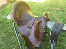 Bates Kimberly swinging fender stock Saddle Lisarow Gosford Area Preview