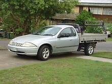 2001 Ford AUII series Ute Durack Brisbane South West Preview