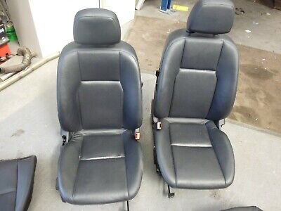mercedes c class leather seats w204