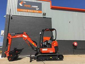 Excavator Hire-3.5 Tonne $350 P/Day or $1500 6 Day week Campbelltown Campbelltown Area Preview