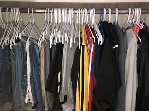 MANY CLOTHES FOR SALE - CHEAP