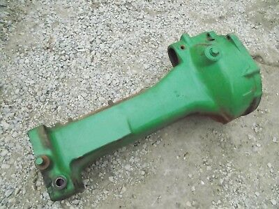 John Deere Mt M Tractor Jd M67t Transmission Torque Tube Housing W Starter Hole