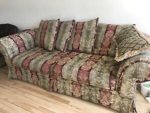 Nice couch for sale, pickup only