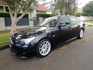 2007 BMW 5 Sedan Mosman Mosman Area Preview