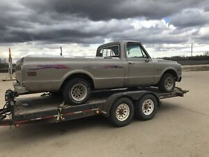 72 chev c10 for trade or sale