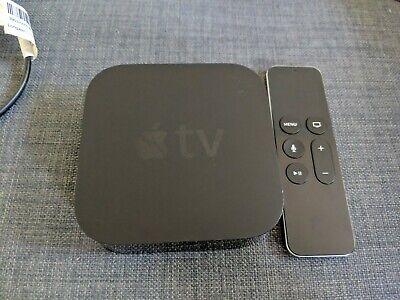 Apple TV (4th Generation, Late 2015) 64GB HD Media Streamer - A1625