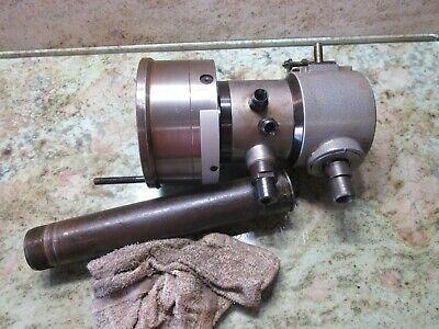 Traub Tnd 200 Cnc Lathe Spindle Hydraulic Actuator 46 Vx Sp 110 2.12 Drawbar