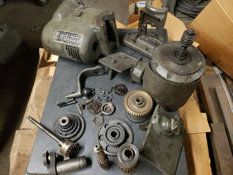 Bridgeport Milling Machine Power Feed Parts PICK THE ONE YOU WANT!