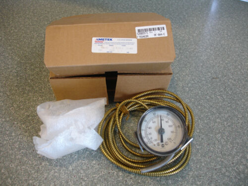 AMETEK THERMOMETER 8544 -152, -20 TO 120F 10