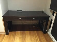 Freedom Oxford Timber Desk VGC Pick Up Riverwood Riverwood Canterbury Area Preview
