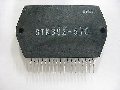 Купить 2 PC Brand New STK392-570 ORIGINAL NEW SANYO CONVERGENCE + HEAT SINK COMPOUND
