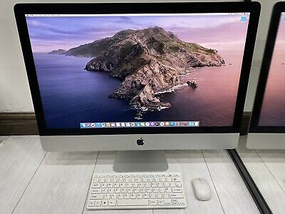 "Apple iMac 27"" Late 2013 - 3TB HDD - 16GB Ram - 3.2GHz Core i5 - GTX 755M 1GB"