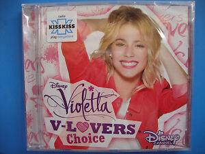 CD VIOLETTA V - LOVERS CHOICE NEW - Italia - CD VIOLETTA V - LOVERS CHOICE NEW - Italia