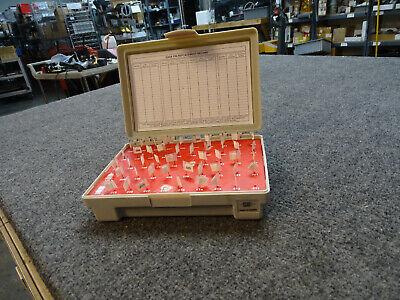 Vermont Gage Pin Set .0600 .0110 50 Piece Missing 5 Pins