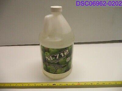 1 Gallon Neutron Ni-712 Super Concentrated Airborne Odor Eliminator Pn 127310
