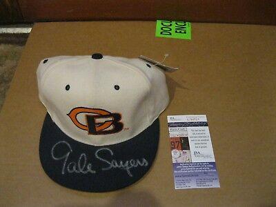 GALE SAYERS Autographed Hat JSA Certified 2