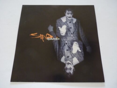 Staind Dysfunction  LP Record Photo Flat 12x12 Poster