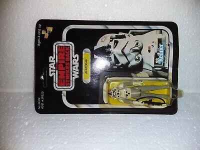 Star Wars Vintage At At Driver auf ESB 41bk Karte ungeöffnet -...
