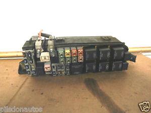 external fuse box 1995 bmw fuse box fuse box the little e35 before ford maverick 2001 external engine bay fuse box | ebay #4